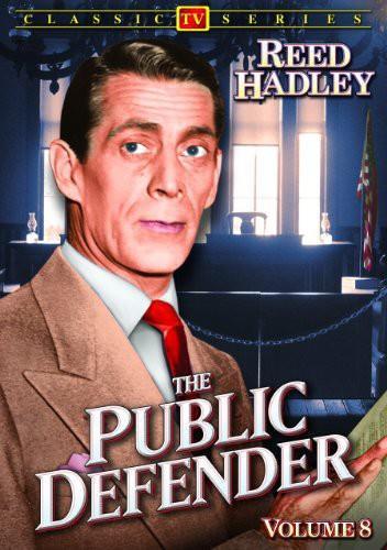 The Public Defender - Vol. 8 (s/w)
