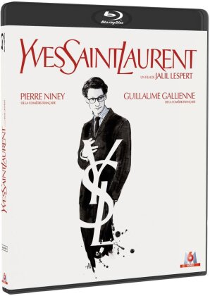 Yves Saint Laurent (2013) (Blu-ray + 2 DVDs)