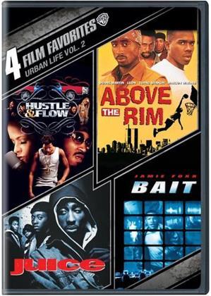 Urban Life Vol. 2 - 4 Film Favorites (4 DVDs)