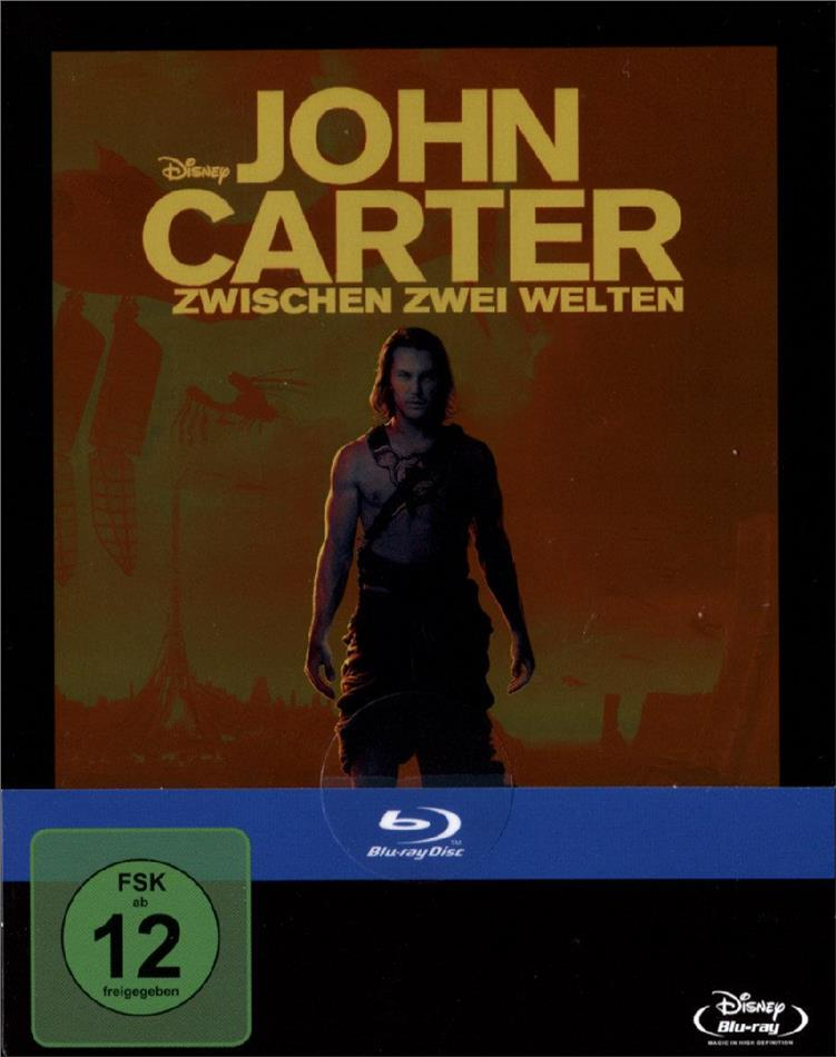 John Carter - Zwischen zwei Welten (2012) (Steelbook)