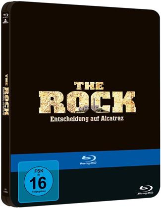 The Rock - Entscheidung auf Alcatraz (1996) (Steelbook, Uncut)