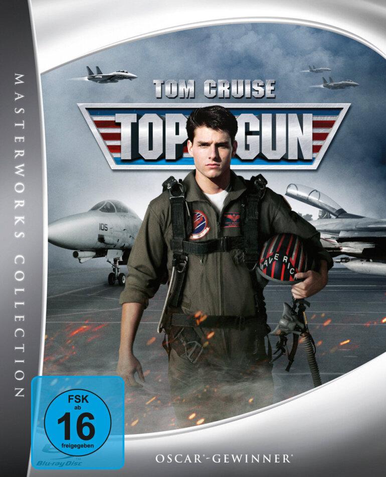 Top Gun (1986) (Masterworks Collection, Digibook)