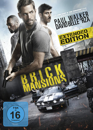 Brick Mansions (2014) (Extended Edition)