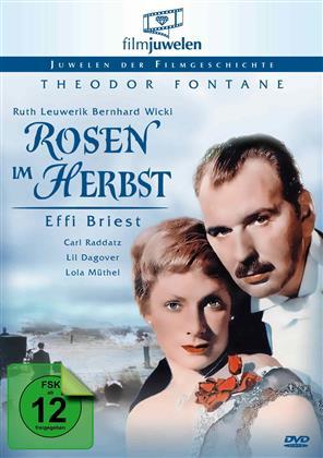 Rosen im Herbst - Effi Briest (Filmjuwelen)