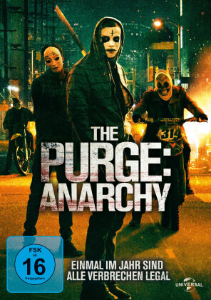 The Purge 2 - Anarchy (2014)