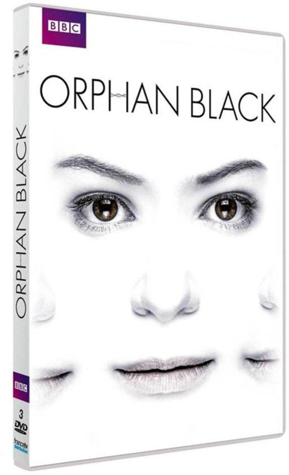 Orphan Black - Saison 1 (BBC, 3 DVDs)