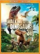 Walking with Dinosaurs (2013) (Deluxe Edition, Blu-ray 3D + Blu-ray + DVD)