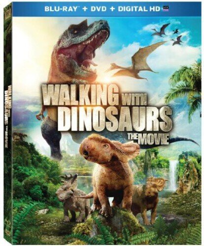 Walking with Dinosaurs (2013) (Blu-ray + DVD)