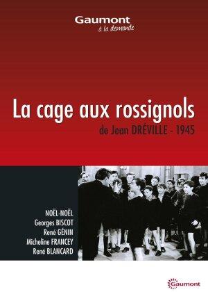 La cage aux rossignols (1945) (Collection Gaumont à la demande, s/w, Restaurierte Fassung)