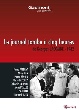 Le journal tombe à cinq heures (1942) (Collection Gaumont à la demande, s/w)