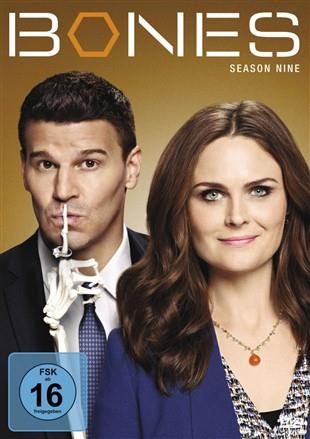 Bones - Staffel 9 (6 DVDs)