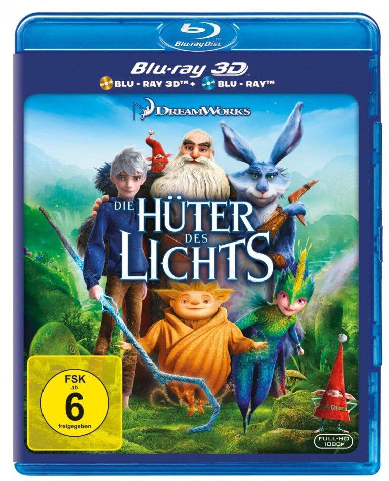 Die Hüter des Lichts (2012) (Blu-ray 3D + Blu-ray)