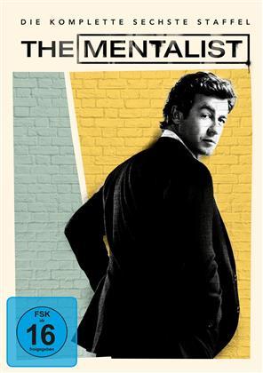 The Mentalist - Staffel 6 (5 DVDs)