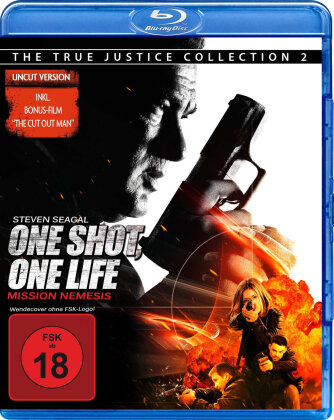 One Shot, One Life - Mission Nemesis (The True Justice Collection - Uncut) (2012)