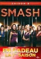 Smash - Saisons 1 & 2 (9 DVDs)