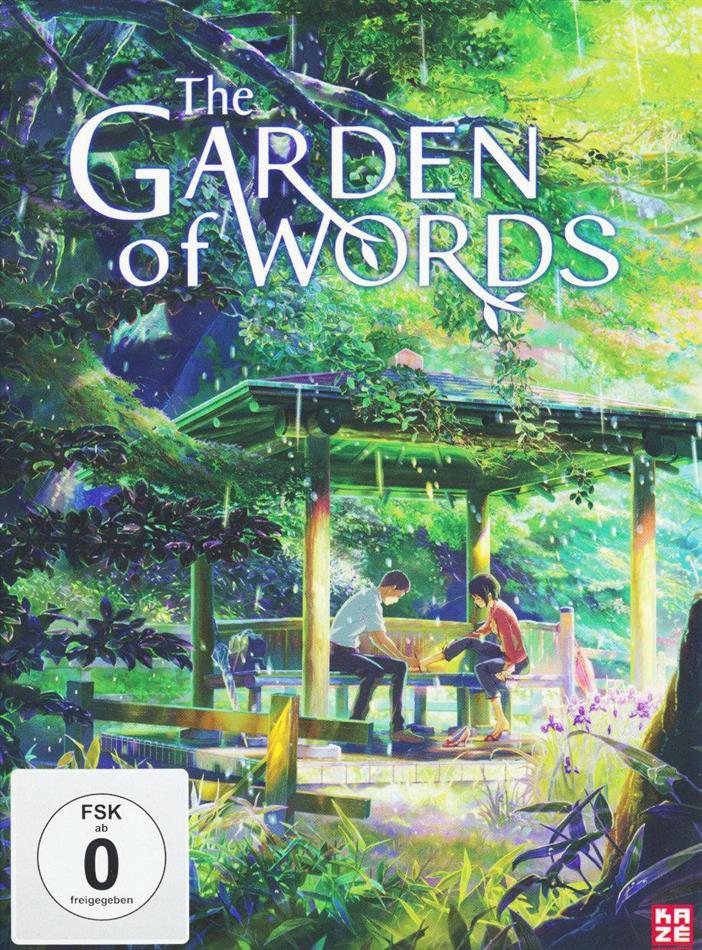 The Garden of Words - Koto no ha no niwa (2013) (Limited Edition)