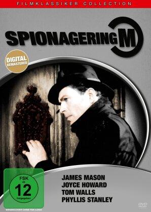 Spionagering M - (Filmklassiker Collection)