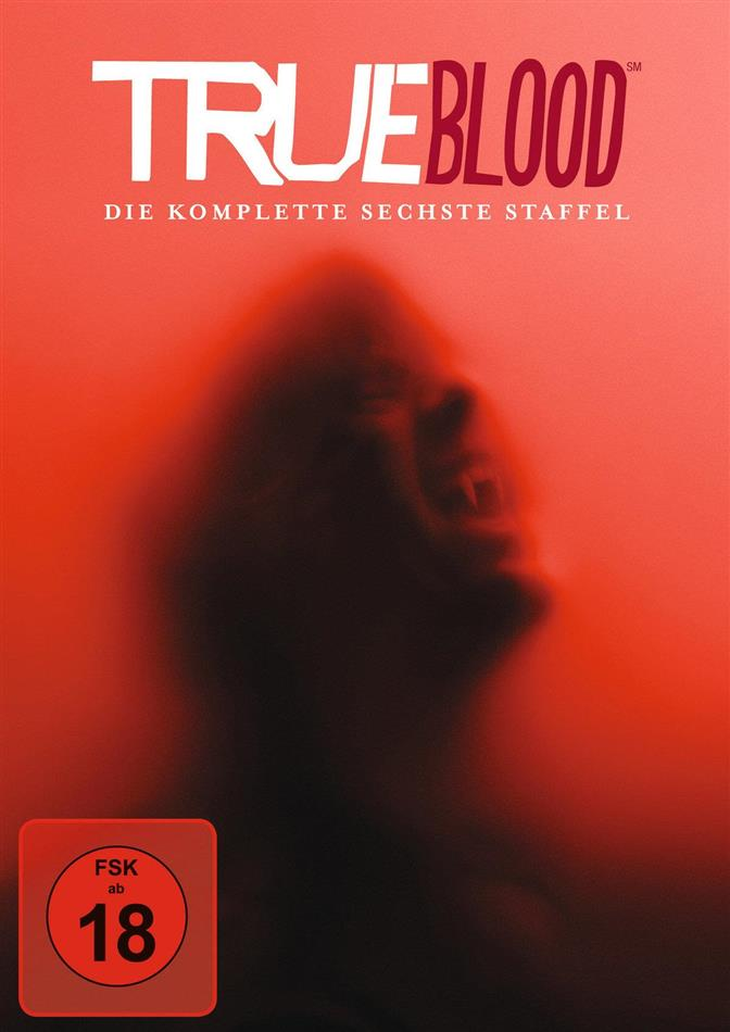 True Blood - Staffel 6 (4 DVDs)