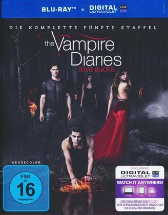 The Vampire Diaries - Staffel 5 (4 Blu-rays)