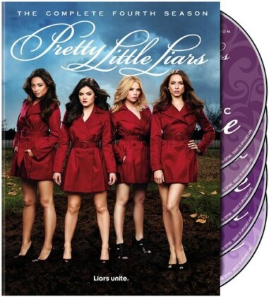 Pretty Little Liars - Season 4 (5 DVDs)