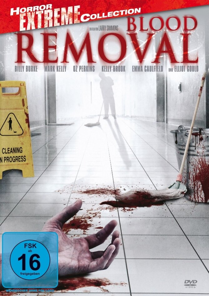 Blood Removal (2010) (Horror Extreme Collection)