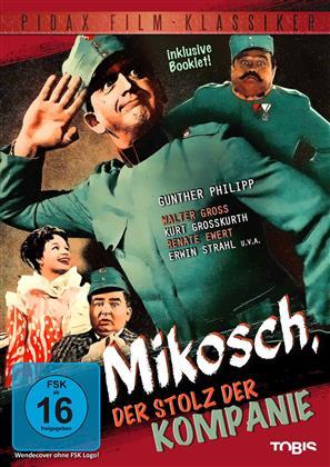 Mikosch, der Stolz der Kompanie - (Pidax Film-Klassiker)