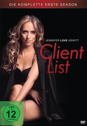 The Client List - Staffel 1 (3 DVDs)