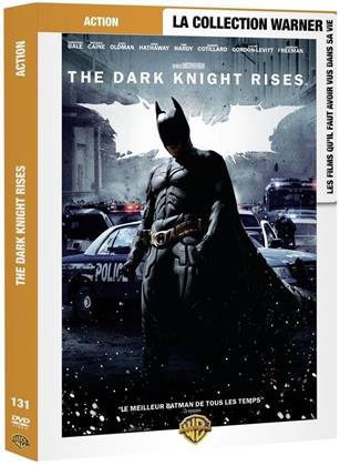 Batman - The Dark Knight rises (2012) (La Collection Warner)