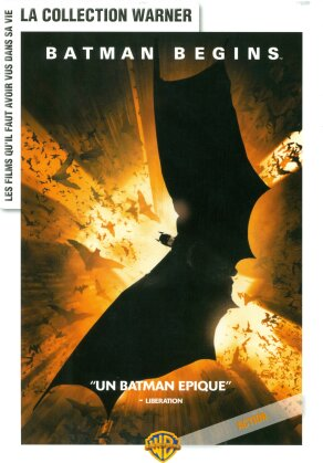 Batman Begins (2005) (La Collection Warner)