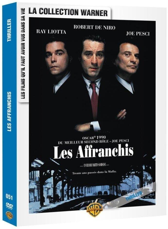 Les affranchis (1990) (La Collection Warner)