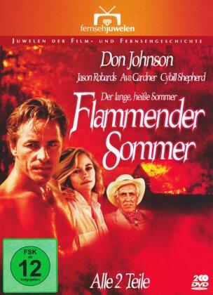 Flammender Sommer - Der lange, heisse Sommer (Fernsehjuwelen - 2 DVDs)