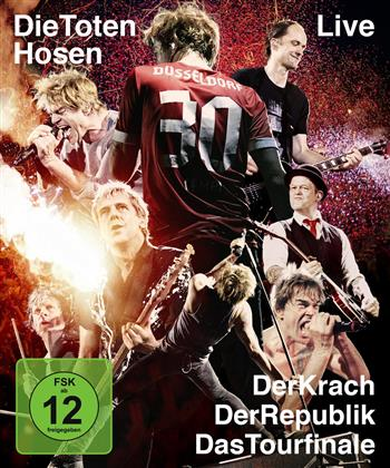 Die Toten Hosen - Live: Der Krach der Republik - Das Tourfinale