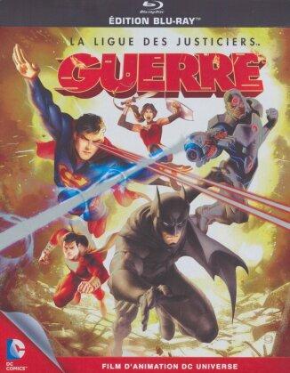 La ligue des justiciers - Guerre (Steelbook)