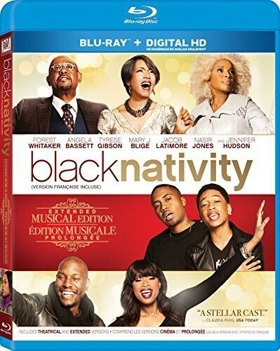 Black Nativity (2013) (Blu-ray + DVD)