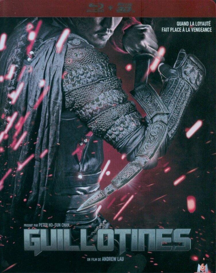 Guillotines (2012) (Steelbook, Blu-ray 3D + Blu-ray)