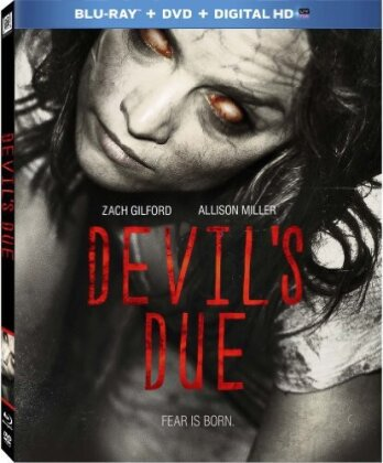 Devil's Due (2014) (Blu-ray + DVD)