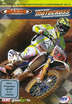 British Motocross Championship 2013