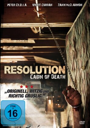 Resolution - Cabin of the Death (2012)