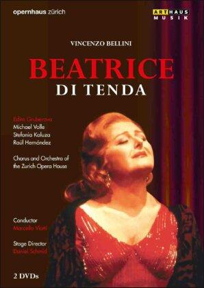 Opernhaus Zürich, Marcello Viotti, … - Bellini - Beatrice di Tenda (Arthaus Musik)