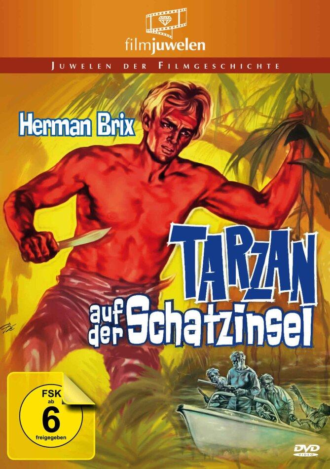Tarzan auf der Schatzinsel - (Filmjuwelen)