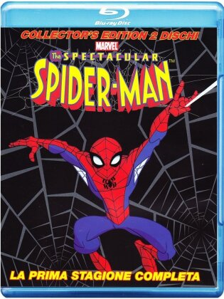 The Spectacular Spider-Man - Stagione 1 (Collector's Edition, 2 Blu-rays)
