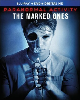 Paranormal Activity - The Marked Ones (2014) (Blu-ray + DVD)