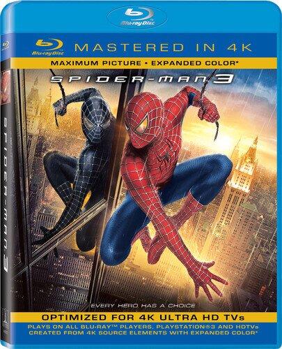 Spider-Man 3 - (Mastered in 4K) (2007)