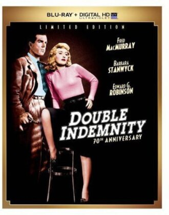 Double Indemnity (1944) (Limited Edition)