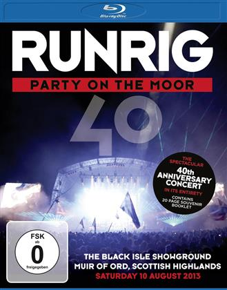 Runrig - Party On The Moor - The 40th Anniversary Concert