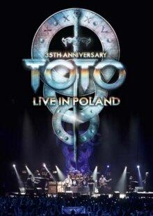 Toto - 35th Anniversary Tour-Live in Poland