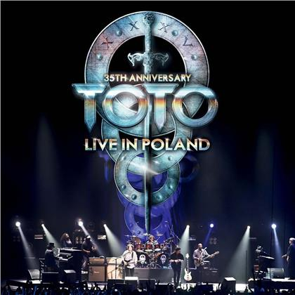 Toto - 35th Anniversary Tour-Live in Poland (Deluxe Edition)