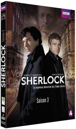 Sherlock - Saison 3 (BBC, 2 DVD)