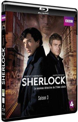 Sherlock - Saison 3 (BBC, 2 Blu-rays)