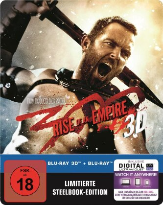 300 - Rise of an Empire (2013) (Limited Edition, Steelbook)